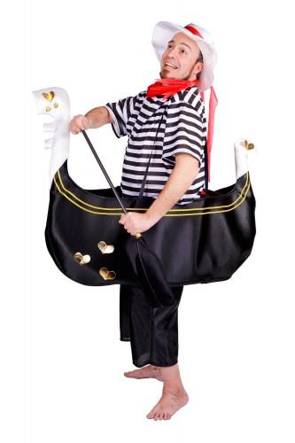 Gondelier kostuum voor volwassenen, Carnavalskleding in de nummer 1 ...